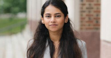 তনিমা তাসনিম অনন্যা। ছবি: ডার্টমাউথ কলেজের ওয়েবসাইট থেকে নেওয়া
