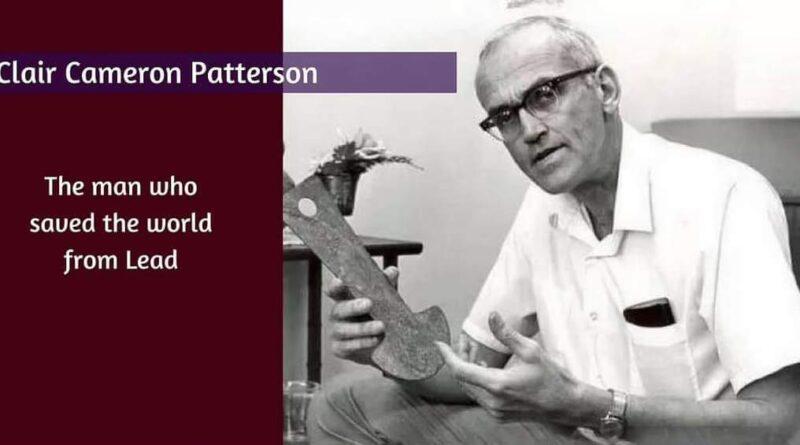 Clair Cameron Patterson